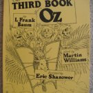 THIRD BOOK OF OZ Queer Visitors Baum Wogglebug 1986 1st