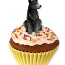 Australian Cattle Dog Blue Pupcake Trinket Box