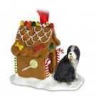 Bearded Collie Ginger Bread House