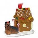 Yorkshire Terrier Ginger Bread House