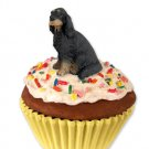 Gordon Setter  Pupcake Trinket Box