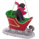 Newfoundland Sleigh Ride Ornament