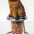 Norfolk Terrier Bottle Stopper