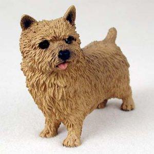Norwich Terrier Standard Figurine
