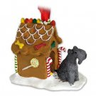Kerry Blue Terrier Ginger Bread House