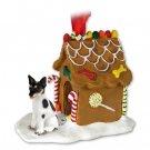 Rat Terrier  Ginger Bread House