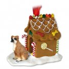 Boxer, Uncropped Ginger Bread House