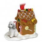 Poodle, Gray, Sport cut Ginger Bread House