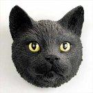 Shorthair Black Tabby Magnet