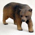 Brown Bear Standard Figurine