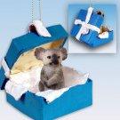 Koala Blue Gift Box Ornament
