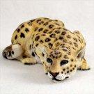 Leopard Standard Figurine
