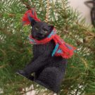 Panther Christmas Ornament