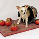 Chihuahua White & Tan My Dog Special Edition