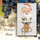 Santa Claus Bottle Stopper