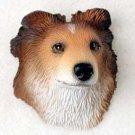 Sheltie Sable Puppy Magnet