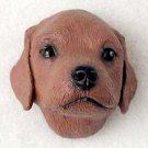 Irish Setter Puppy Magnet