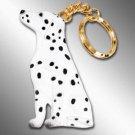 Dalmatian Best Friends Key chains