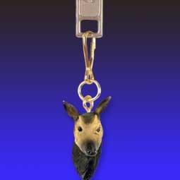 Okapi Zipper Charm