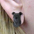 Kerry Blue Terrier Earring Post