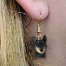 Belgian Tervuren Earring Hanging