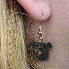 Staffordshire Bull Terrier Earring Hanging