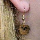Norfolk Terrier Earring Hanging