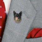 Norwegian Elkhound Pin