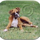 BAMP102A Boxer, Uncropped Mouse Pad