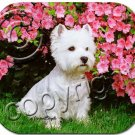 BAMP43 West Highland Terrier Mouse Pad