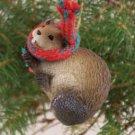 ATX36 Beaver Christmas Ornament