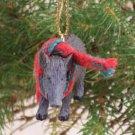 ATX22 Hog, Razorback Christmas Ornament