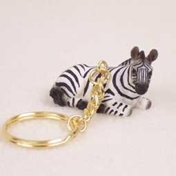 ATK26 Zebra Keychain