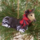 ATX68 Okapi Christmas Ornament
