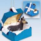 BGBA68 Okapi Blue Gift Box Ornament