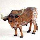 AF77 Long Horn Steer Standard Figurine