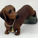 DFLS19A Dachshund Red My Dog Special Edition
