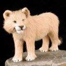 AFF09 Lioness Fur Figurine