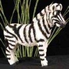 AFF26 Zebra Fur Figurine