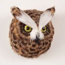 BFM35 Owl Feathered Magnet