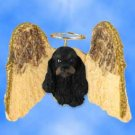 DHAM15F Cocker Spaniel, Black & Tan Angel Magnet