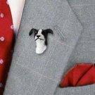DHP54A Greyhound Black Pin
