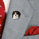 DHP61 Bernese Mountain Dog Pin