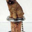 DTB79 Norwich Terrier Bottle Stopper