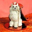 DTD01B Poodle, Gray Devil