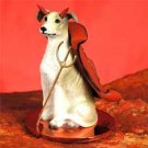 DTD54D Greyhound, Tan & White Devil