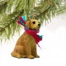 DTX09 Golden Retriever  Christmas Ornament