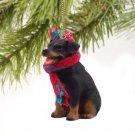 DTX11 Rottweiler  Christmas Ornament