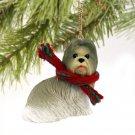 DTX26C Shih Tzu, Mixed Christmas Ornament
