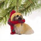 DTX36 Pekingese Christmas Ornament